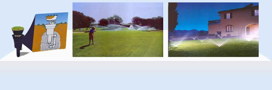 Impianti idraulici sistemi di irrigazione scotto palmiro for Sistemi di irrigazione